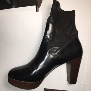 Robert Clergerie Heeled Ankle Boots